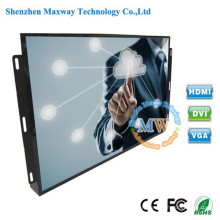 Open frame HDMI input 19 inch touch screen monitor with USB port
