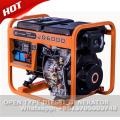 Portable 5kv diesel generator