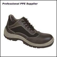High Quality PU Injection Safety Shoe Manufacture
