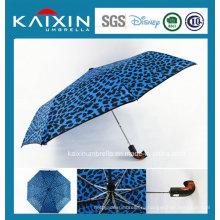 Оптовые продажи New Pattern Auto Open и Close Folding Umbrella