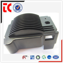 China OEM custom made aluminium black junction box die casting
