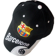 Barcelona team caps embroidery sports club hat