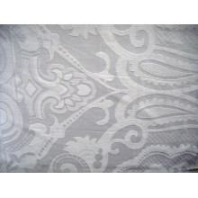 cotton stripe fabric for hotel and home textile with good quality