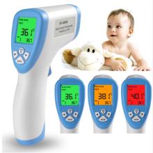 Цифровой бесконтактный инфракрасный термометр для лба с показаниями по Фаренгейту для детей и взрослых