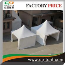 5x5m Spielzelte Hochdach-Zelt mit wasserdichtem Zeltgewebe zum Verkauf