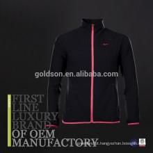 Casaco macio para roupas masculinas e femininas 2017 design