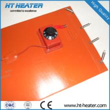 Almofadas de aquecimento elétricas flexíveis