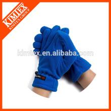 Winter made your own logo custom golf gloves