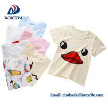 100% cotton children t shirt wholesale
