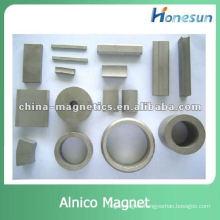 cast in rare earth permanent/ alnico magnet