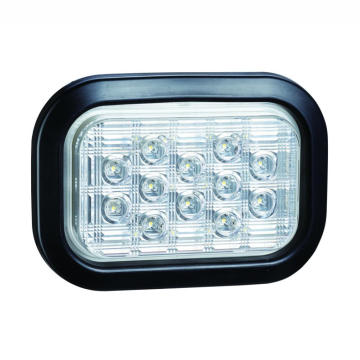 E4 Rectangle Truck Lampu Tail Songsang