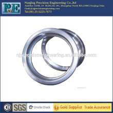Stainless steel customized forged ring