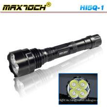Maxtoch-HI5Q-1 Taschenlampe Camping wiederaufladbare Taschenlampe Super hell