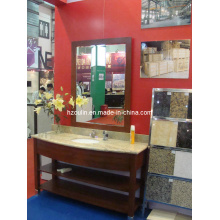 Solid Wood Hotel Bathroom Furniture (SG-65)