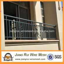 new steel fence balcony guardrail