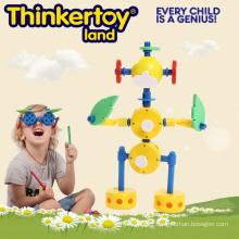 Jouets pour enfants, fournitures éducatives, jouets pour robots en plastique dur