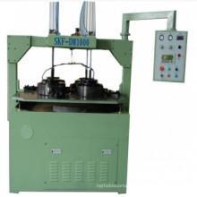Sapphire glass surface lapping and polishing machine