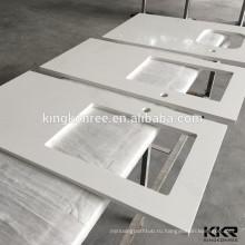 Современные Кухни Дизайн Белый Мраморный Countertops Кухни