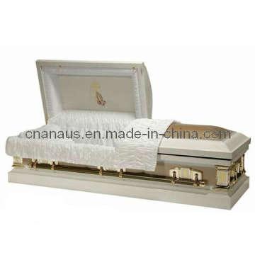 U.S. Style 20 Ga acier cercueil (2052024)