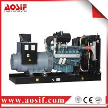 AOSIF Corea por Doosan motor diesel propulsado pequeño remolque montado generador