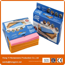 All Purpose Household Nonwoven Fabric Cleaning Cloth, Needle Punched Non-Woven Cloth