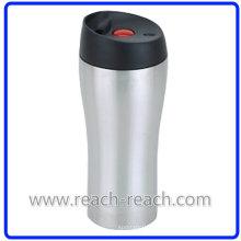 Edelstahl-Vakuum-Becher, Thermoskanne (R-2328)