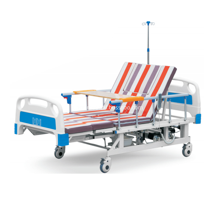 Five Functions Hospital Medical Care Electric Bed