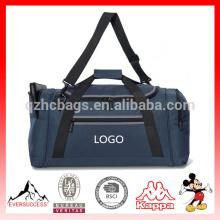 Bolso lindo del viaje del duffel del fin de semana del equipaje del poliéster de la buena calidad adaptable