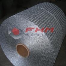 Sechskantdrahtgeflecht für Isoliermaterial