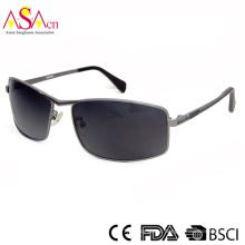 Men Fashion Designer Metal Fashion Sunglasses with UV400 (16004)