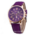Wholesale New Leather Band Quartz Watch For Women