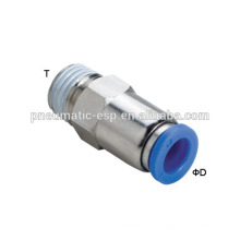 pneumatic fittings stop fitting SPC
