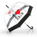 Прямоугольный прозрачный зонтик (BD-50)