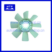 Auto Radiator cooling fan blades for MITSUBISHI Engine 8DC90 8DC91A for FUSO F320 FV415 ME060129 8Blades 7Holes