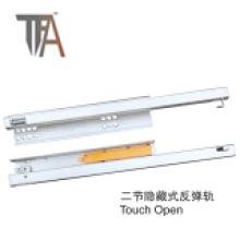 Hardware Accessories Cabinet Drawer Touch Open Slider