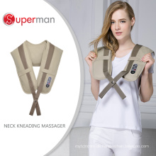 Akupressur-Massage-Gürtel Klopfart Entspannender Nacken- und Schulter-Schmerzlinderungsgürtel
