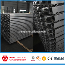 Aluminum deck Plank with high loading capacity widely used in Ringlock system