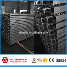 Алюминиевая палубная доска с высокая грузоподъемность, широко используется в системы ringlock