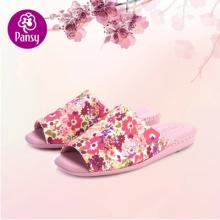 Chaussures de confort Pansy Super pantoufles d'intérieur lumière et antibactérien