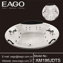 Drop-in Acrylic whirlpool Massage bathtubs/ Tubs For Multi- Persons