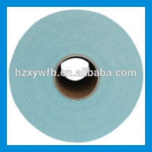 Cross Lapping/Parallel Viscose Polyester Wood Pulp Spunlace Nonwoven