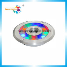 9W IP68 LED Fountain Light, LED Light for Fountain