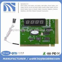 Motherboard Display 4-Digit PC ISA PCI Diagnóstico Analisador de Cartão Tester