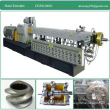 TSE-65 TPR sole Twin screw extruder machine for masterbatch