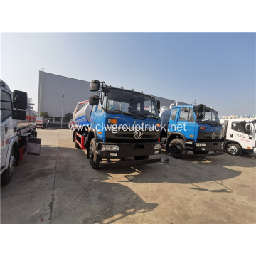 Top sell liquid garbage vacuum sewage suction truck