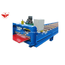 Australian type shutter door roll forming machine