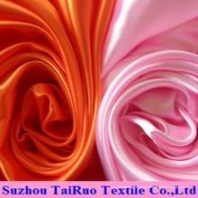 Polyester Twisted Satin für Bekleidungsstoff
