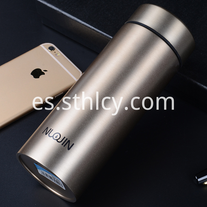 High-end creative stainless steel vacuum flask