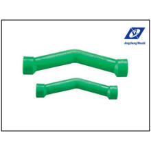 ISO Certificated PPR Bend Pipe Fitting Mold/Molding