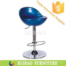RBS-6294 Hemispheroid Bombo ABS Пластиковый барный стул оптом